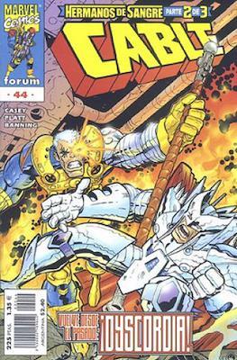 Cable Vol. 2 (1996-2000) (Grapa 24 pp) #44