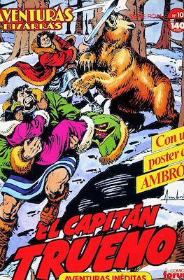 Aventuras Bizarras. El Capitán Trueno. Serie Roja (Grapa, 28 páginas) #10