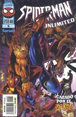 Spiderman Unlimited (1996-1999) (Grapa) #5