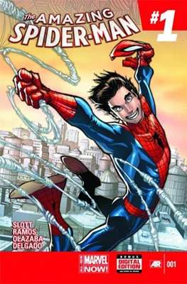 The Amazing Spider-Man Vol. 3 (2014-2015) (Comic Book) #1