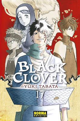 Black Clover (Rústica con sobrecubierta) #17