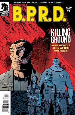 B.P.R.D. (Comic Book) #34