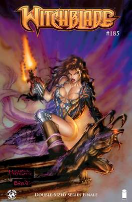 Witchblade (Comic Book) #185