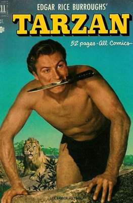 Tarzan (Comic-book) #25