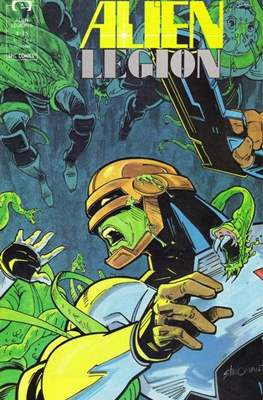 Alien Legion Vol 2 #6