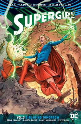 Supergirl Vol. 7 (2016-) (Softcover) #3