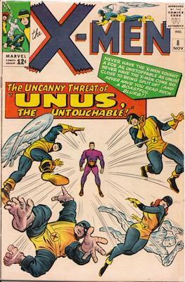 The Uncanny X-Men (1963-2011) (Comic-Book) #8