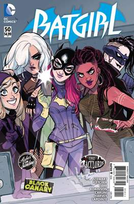 Batgirl Vol. 4 (2011-2016) (Comic-Book) #50