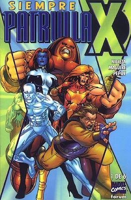 Siempre Patrulla-X (2001-2002) (Grapa 24-40 pp) #1