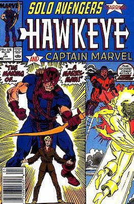 Solo Avengers / Avengers Spotlight (Comic book) #2