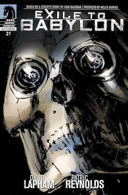 Exile to Babylon (Comic book) #2