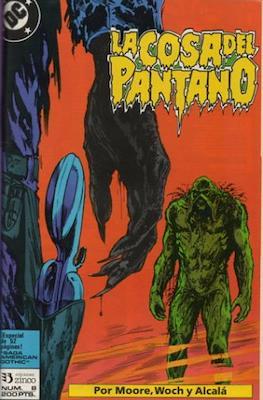 La Cosa del Pantano (1989) (Grapa) #8