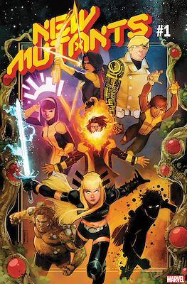 New Mutants Vol. 4 (2019-) (Comic Book) #1