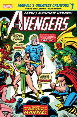 Marvel's Greatest Creators: The Avengers - The Origin of Mantis!