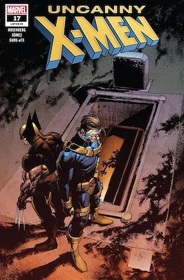 Uncanny X-Men Vol. 5 (2018-) (Comic Book) #17