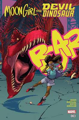Moon Girl and Devil Dinosaur (Comic-book) #3