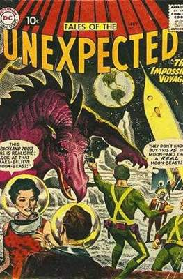 Tales of the Unexpected (1956-1968) (Comic Book) #17