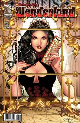 Grimm Fairy Tales presents Wonderland (Comic Book) #13