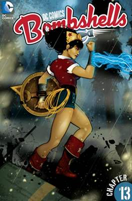 DC Comics: Bombshells (Digital) #13