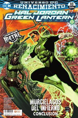 Green Lantern. Nuevo Universo DC / Hal Jordan y los Green Lantern Corps. Renacimiento (Grapa) #73/18