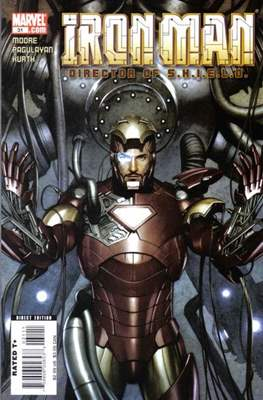 Iron Man Vol. 4 (2005-2009) #31
