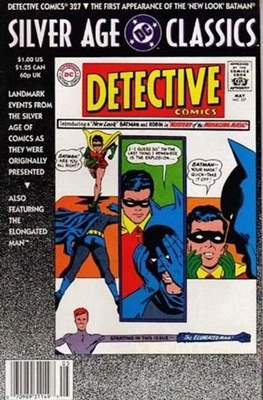DC Silver Age Classics Vol 1 (Cómic book) #5
