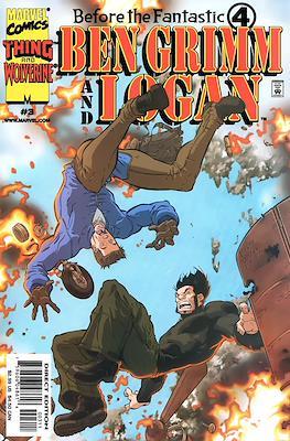 Before the Fantastic 4: Ben Grimm and Logan #3