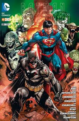Batman / Superman. Nuevo Universo DC (Grapa) #23