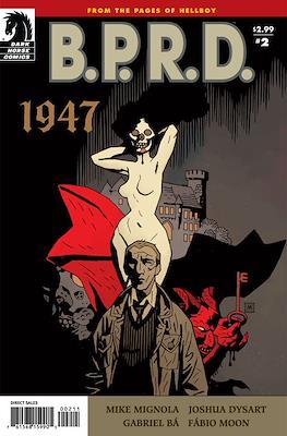 B.P.R.D. (Comic Book) #59