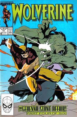 Wolverine (1988-2003) (Comic Book) #14