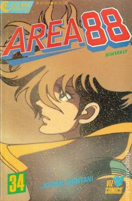 Area 88 (Softcover) #34