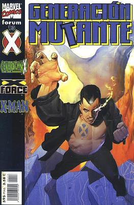 Generación Mutante (2000-2002) (Grapa. 17x26. 72 páginas. Color.) #13
