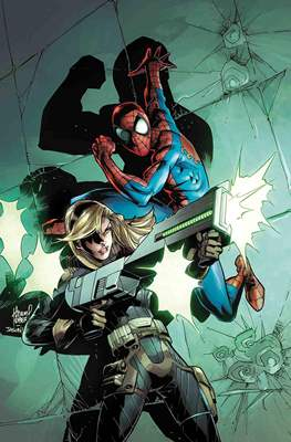 Peter Parker: The Spectacular Spider-Man (2017-2018) (Comic Book) #305