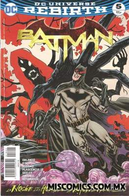 Batman (2017-...) #5