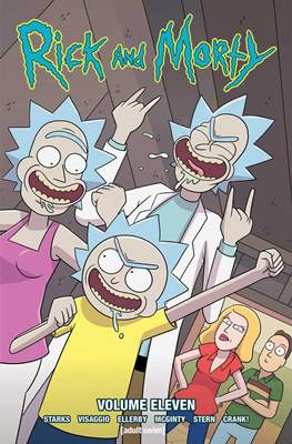 Rick and Morty (Softcover) #11