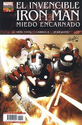 El Invencible Iron Man Vol. 2 (2011-) (Grapa - Rústica) #15