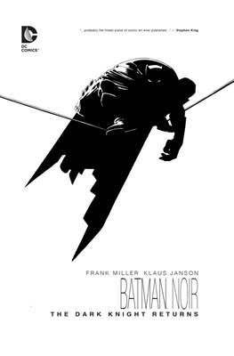 Batman Noir. The Dark Knight Returns