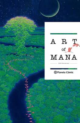 Art of Mana (Cartoné 208 pp) #