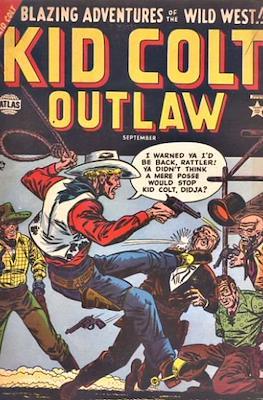 Kid Colt Outlaw Vol 1 #22