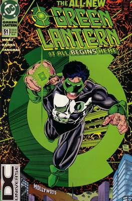 Green Lantern Vol. 2 (1990-2004) (Comic-Book) #51