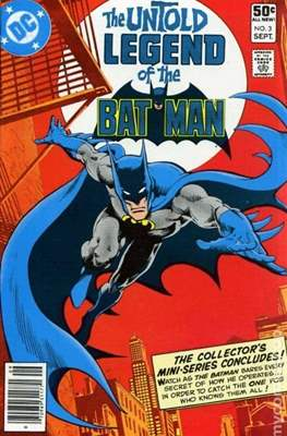 The Untold Legend of the Batman (Grapa) #3