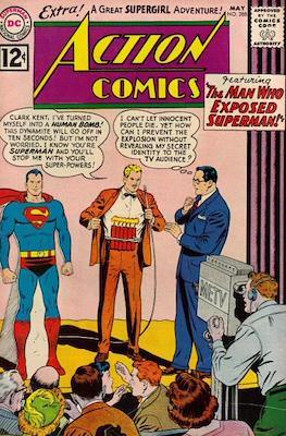 Action Comics Vol. 1 (1938-2011; 2016-) (Comic Book) #288
