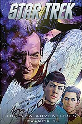Star Trek: The New Adventures (Softcover) #4