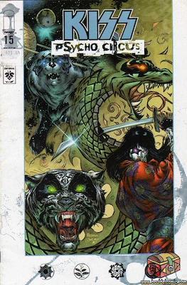Kiss - Psycho Circus (Grapa) #15