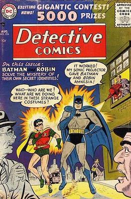 Detective Comics Vol. 1 (1937-2011; 2016-) (Comic Book) #234