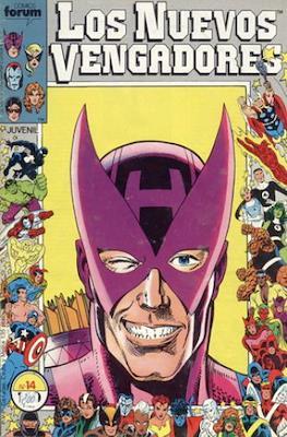 Los Nuevos Vengadores Vol. 1 (1987-1994) (Grapa 32 pp) #14