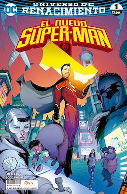 El nuevo Super-Man. Renacimiento (Rústica 136 pp) #1