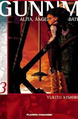 Gunnm. Alita, ángel de combate (192 pág. B/N) #3