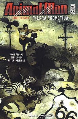 Animal Man de Jamie Delano (Rústica 112-118 pp) #7