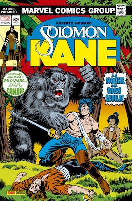 Solomon Kane: La Etapa Marvel Original. Marvel Omnibus